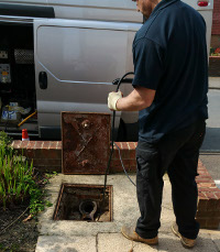 Drain clearance in chiswick and Gunnersbury